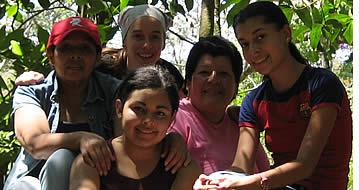 Leben mit einer einheimischen Familie während Ihres Spanischkurs ist eine sehr kostengünstige Variante